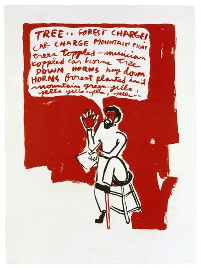 Allan Kaprow, 'Tree', ca. 1966