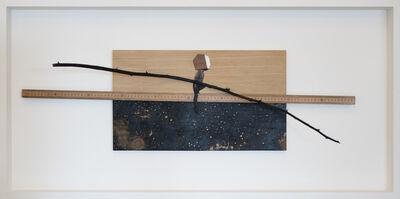 Andrea Mastrovito, 'Division entre Ciel et Terre', 2017