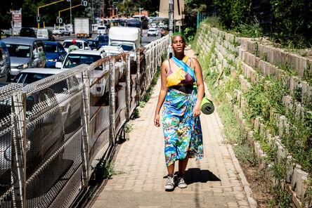 Mantala Nkoatse & Zivanai Matangi, 'My Body is a Museum (Traffic)', 2019