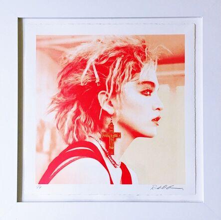 Richard Corman, 'Madonna (Red)', 2019