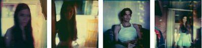 Stefanie Schneider, 'Inside the Trailer (Sidewinder) - analog, mounted', 2005