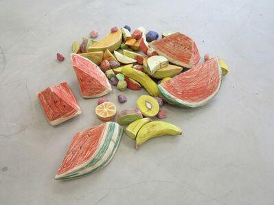 Vincent Olinet, 'Salade de Frais', 2014