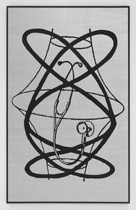 Peter Nagy, 'Le Double Monde', 1989
