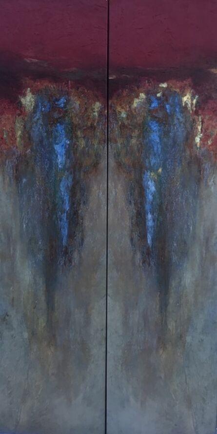 Georgeana Ireland, 'Eagle's Nest (Diptych)', 2019