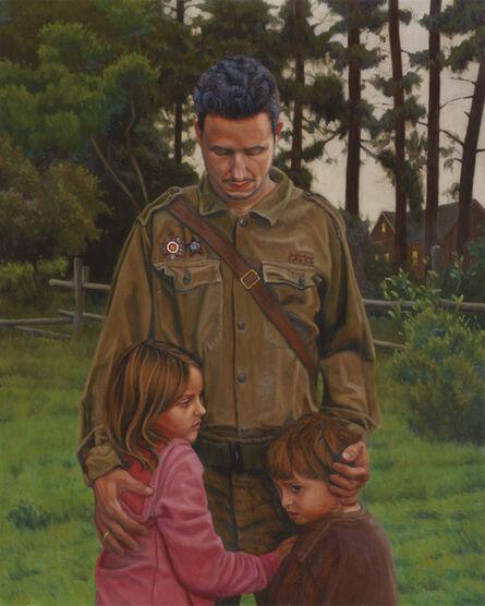 Alex Tubis, 'The Hero Father', 2016