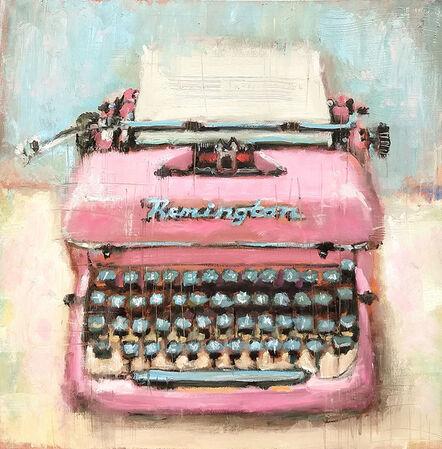 Bradford J. Salamon, 'Pink Remington', 2020