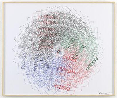 Job Koelewijn, 'Untitled [Passion Without Motive]', 2017