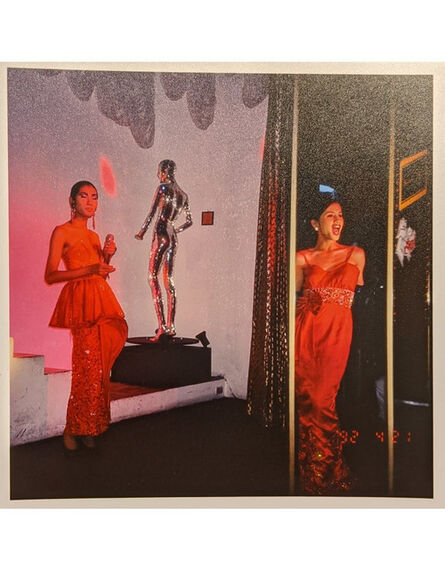 Nan Goldin, 'C and So competing for the Oscar, Second Tip, Bangkok, 1992', 1992