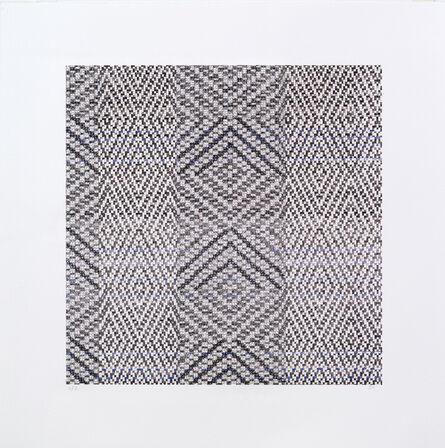 Beryl Korot, 'Weaver's Notation - Variation 1', 2012