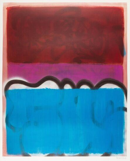 BORF, 'Rothko's Modern Life (Nine)', 2013