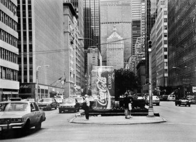 German Lorca, 'Park Avenue', 1982