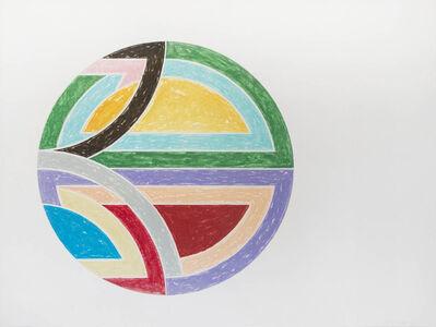 Frank Stella, 'Sinjerli Variation (Complete set of Six plates)', 1977
