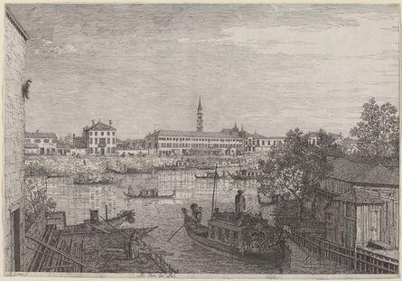 Canaletto, 'Ale Porto del Dolo', ca. 1735/1746