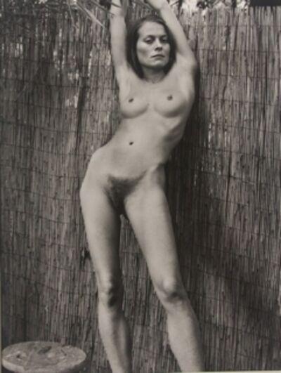 Jack Welpott, 'Twinka', ca. 1970