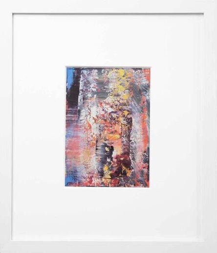 Gerhard Richter, 'Frost 2 (703-2)', 1988