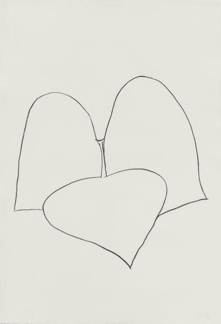 Ellsworth Kelly, 'String Bean Leaves III', 1965-66