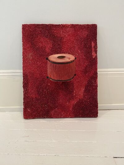 Nathan Slate Joseph, 'Essentials Red Toilet Paper', 2020