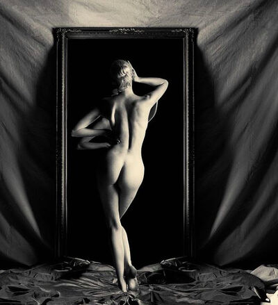 Tyler Shields, 'Into the Mirror', 2021