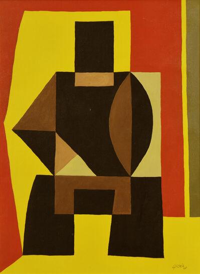 Léon Gischia, 'Composition', 1949