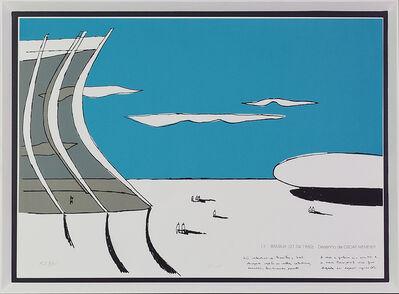 Oscar Niemeyer, 'Catedral de Brasilia', 1990-1995