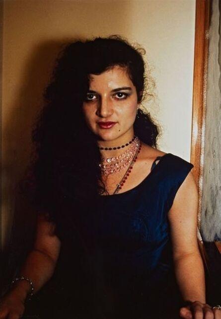 Nan Goldin, 'Lynelle in Japanese Restaurant, NYC, 1988', 1988