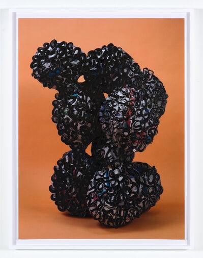 Nicolas Lobo, 'Balloon collage (Palsy version #3)', 2013