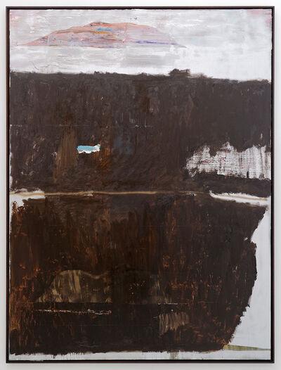 Benoît Maire, 'Peinture de nuages', 2016