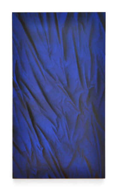 Bonnie Maygarden, 'Black and Blue Velvet', 2014