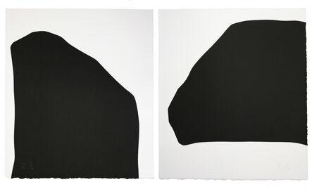 Pierre Muckensturm, 'NEW -187s22121 - diptysch by Pierre Muckensturm', 2018