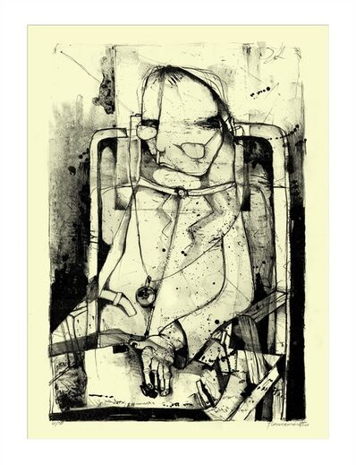 Hassan Manasrah, 'The Doctor 01', 2006
