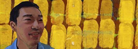 Jon Goldman, 'The Village Portrait Project: Franklin Chiao - Pediatric Anaesthesiologist (1/250 portraits to date)', 2012