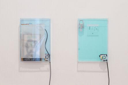 Yuri Pattison, 'dust, scraper, fan .5 (working title)', 2015