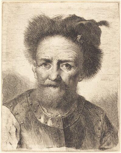 Georg Friedrich Schmidt, 'The Old Soldier', ca. 1750