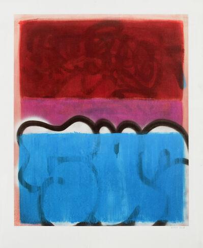 John Tsombikos aka BORF, 'Rothko's Modern Life (Nine)', 2013