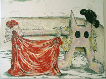 Tony Geiger, ' Waiting', 2009