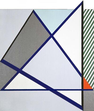 Roy Lichtenstein, 'Imperfect Painting', 1987