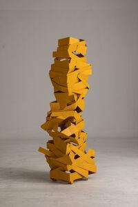 Ricardo Cardenas, 'Columna Amarilla / Yellow Column', 2019