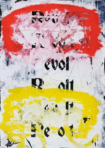 Zavier Ellis, 'Revolt (Repeat) I (Freiheit)', 2021