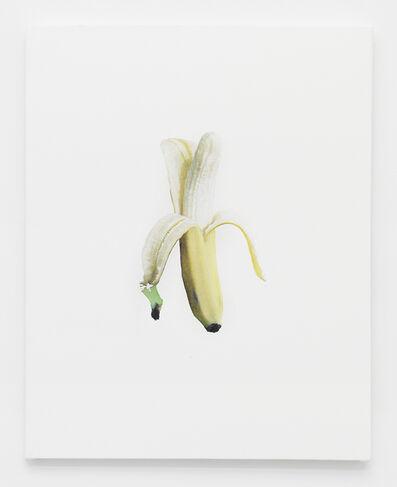 Haley Mellin, 'Banana Jpeg 3', 2014