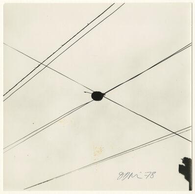 Jorge Ortiz, 'Cables', 1978