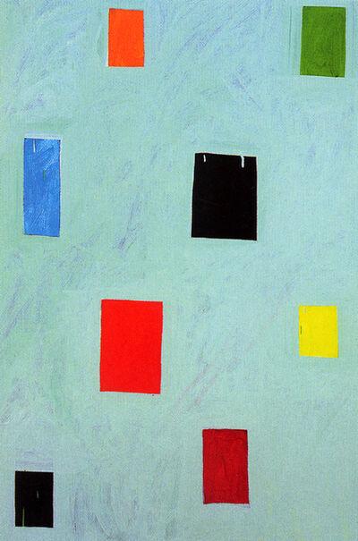 Mary Heilmann, '311 Castro Street', 2001