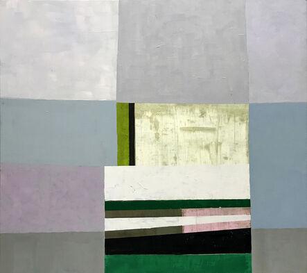 Oliver Gröne, 'Landschaft - kosmischer Apparat #1', 2020