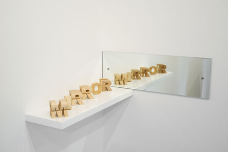 James Hopkins, 'Mirror Image', 2013
