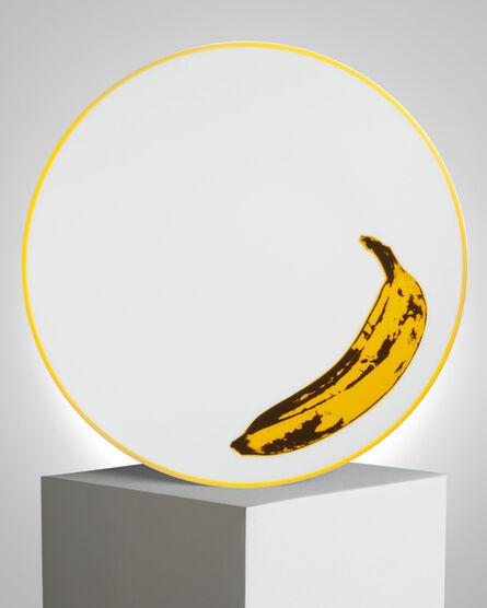 "Andy Warhol, '""Banana"" Porcelain Plate', ca. 2019"