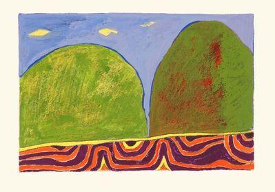 Brian Bradshaw, 'Mountain Land', ca. 1970