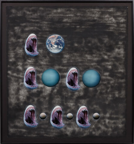 Sterling Ruby, 'Stellar Cannibals'