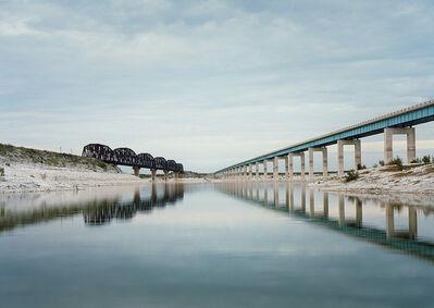 Victoria Sambunaris, 'Untitled (Bridges), Del Rio, Texas', 2013