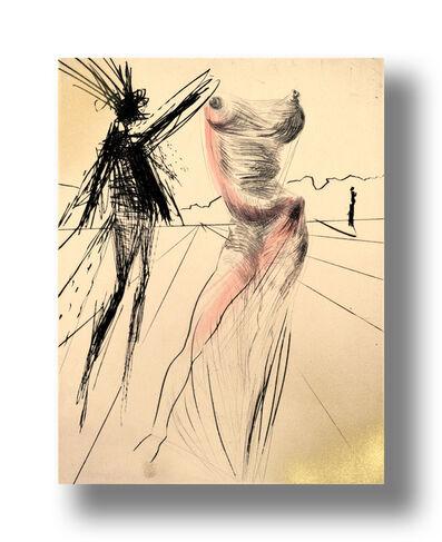 Salvador Dalí, 'The Bust', 1968
