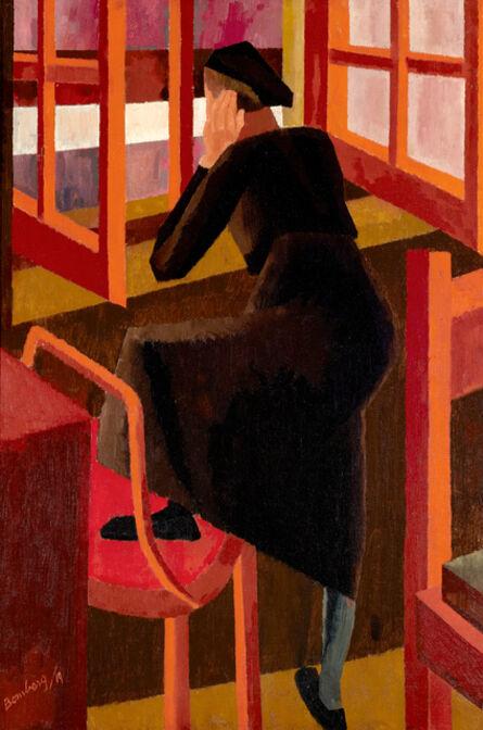 David Bomberg, 'At the Window', 1919