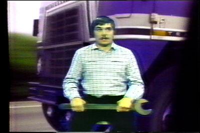 Chris Burden, 'Big Wrench', 1980